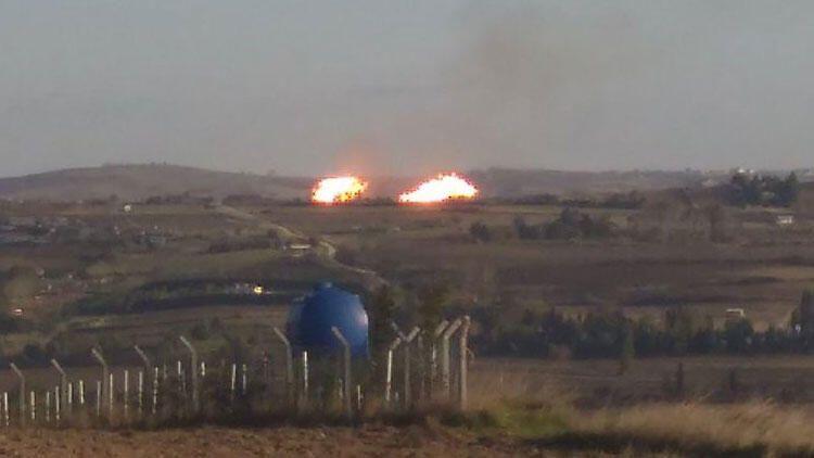 Son dakika... Silivri'de doğal gaz boru hattı patladı