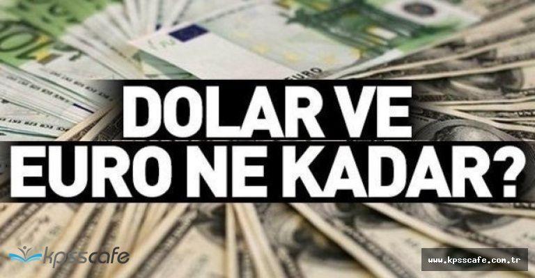 Dolar bugün ne kadar? Dolar ve Euro ne kadar? 9 Ekim 2018 Salı döviz kurları