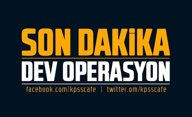 İstanbul'da 56 şüpheli hakkında gözaltı kararı!