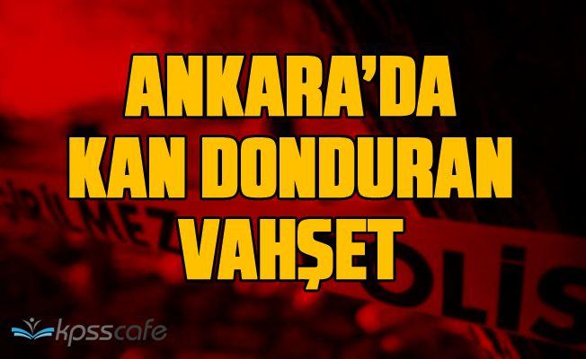 Ankara'da Vahşet