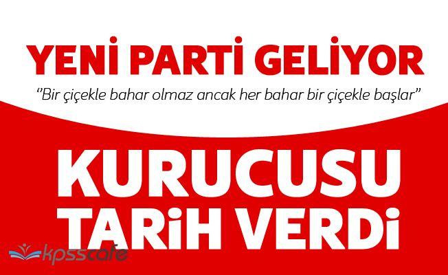 Yeni Parti Kuruluyor! Kurucusu Fatih Erbakan Tarih Verdi!