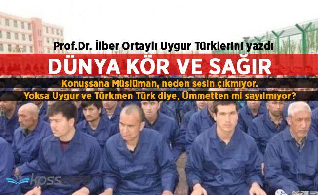 İlber Ortaylı Uygur Türkleri'ni Yazdı!