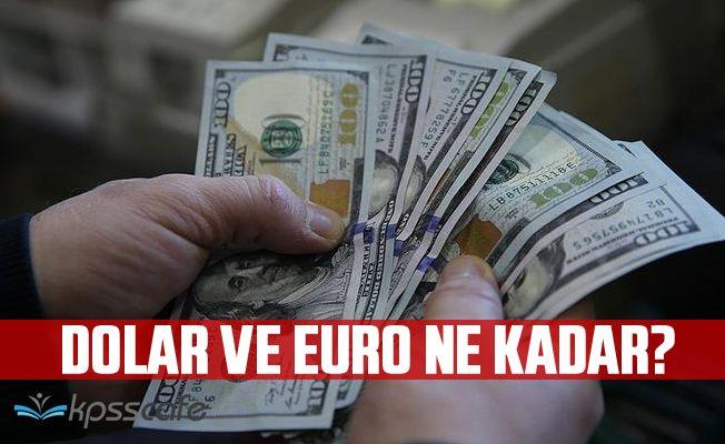 Dolar ne kadar? Euro ne kadar? Güncel döviz fiyatları ( 8 Kasım dolar fiyatları )