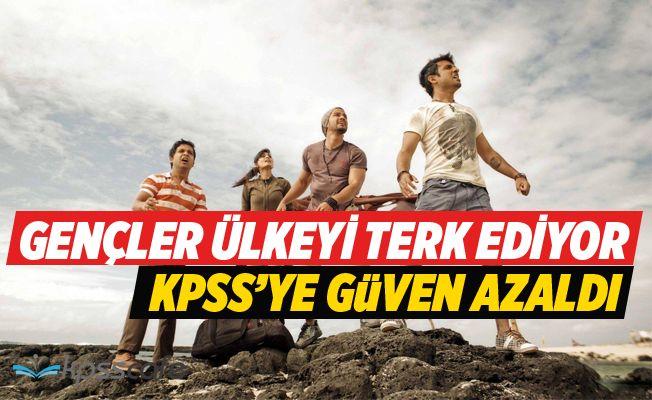 Türk Gençleri Ülkeyi Terk Ediyor!