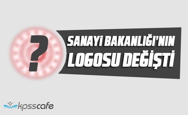 Sanayi ve Teknoloji Bakanlığı'nın Logosu Değişti!