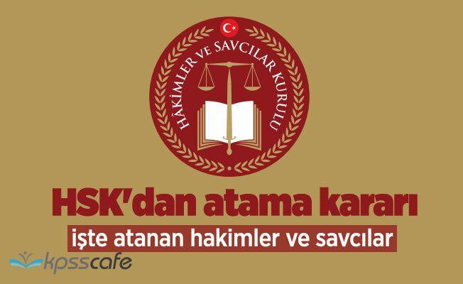 HSK'dan atama kararı
