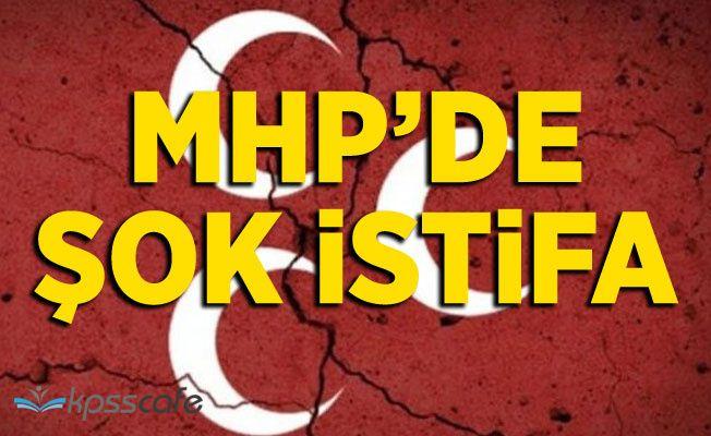 MHP'li Mersin Büyükşehir Belediye Başkanı, partisinden istifa etti