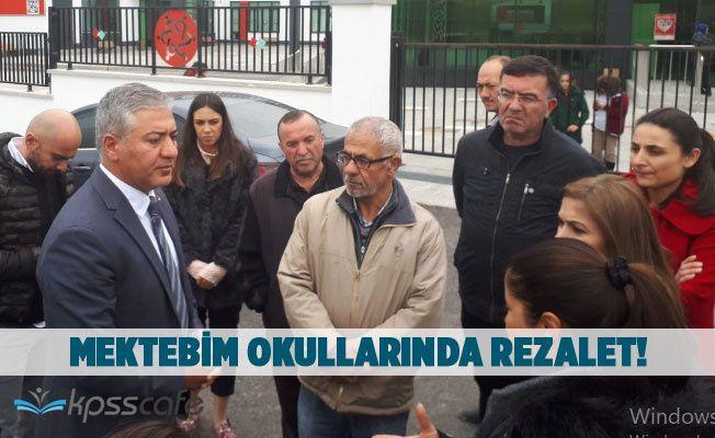 Mektebim Okulları Ankara Keçiören Kampüsünde Rezalet !
