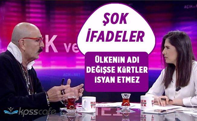 Türkiye'nin Adı Değişse Kürtler İsyan Etmez!