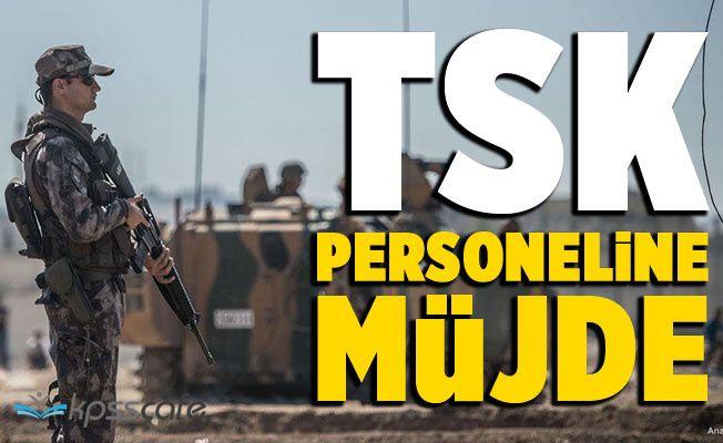 TSK Personeli Devlet Memurlarına Fazla Mesai Müjdesi