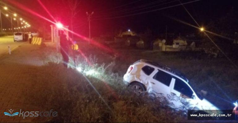 Giresun'dan acı haber: 1 polis şehit, 1 polis yaralı