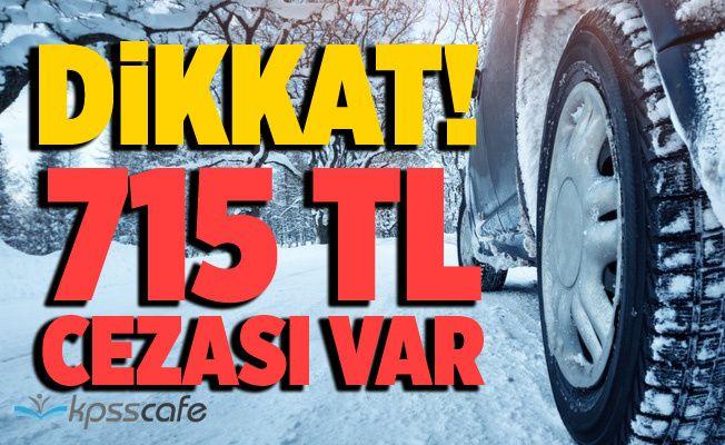 Araç sahiplerini ilgilendiriyor! Sayılı günler kaldı: Cezası 715 TL