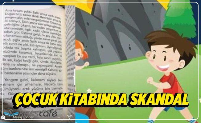 'Hayalci Çocuk' adlı çocuk kitabında skandal ifadeler