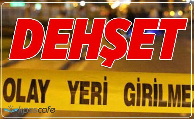 İzmir'de dehşet... Yanmış halde genç kadın cesedi bulundu