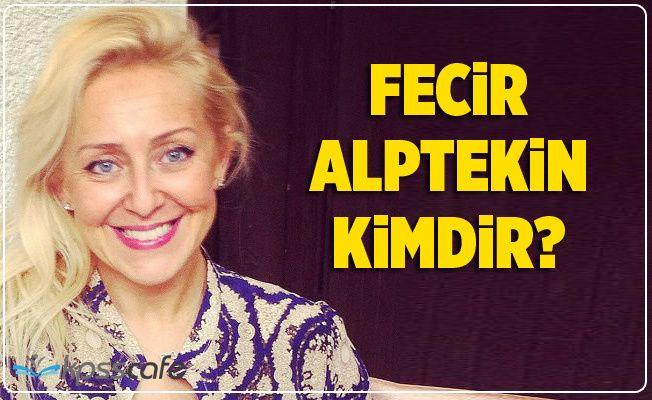 Erdoğan o göreve Fecir Alptekin'i atadı. Fecir Alptekin Kimdir?