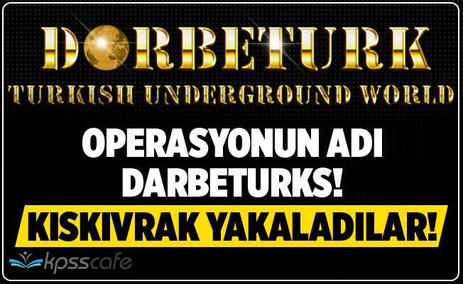 Operasyonun adı Darbeturks! Siber şube yakaladı