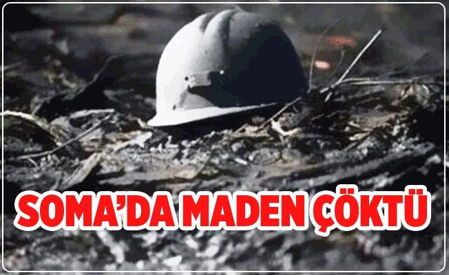 Soma'da Maden Kazası! Çok Sayıda Yaralı Var