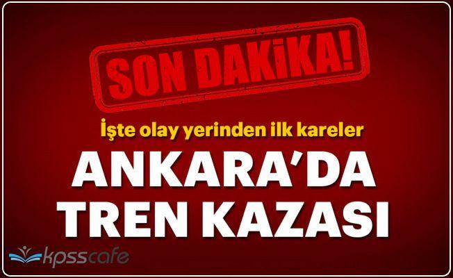 Ankara'da Hızlı Tren Kazası: Çok Sayıda Ölü ve Yaralı Var
