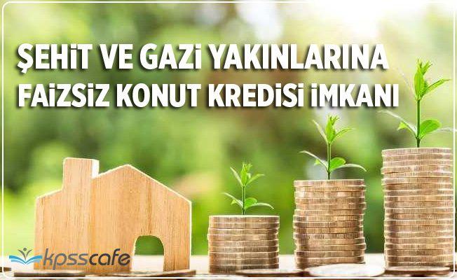 Erdoğan Açıkladı: Faizsiz Konut Kredisi