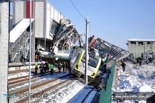 Hızlı tren kazasıyla ilgili Bakan Turhan'dan son dakika açıklaması
