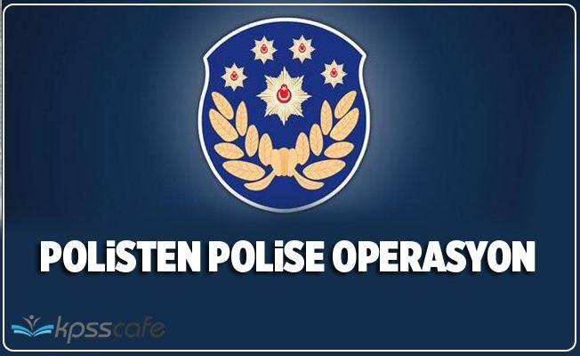 Polisten polise sosyal medya operasyonu