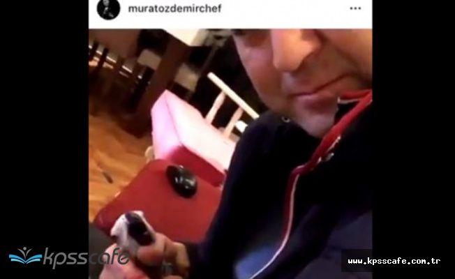 Murat Özdemir Papağan'a İşkence Etti