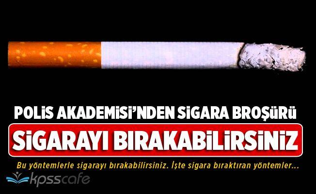 Sigarayı Nasıl Bırakabilirim! Cevabı Bu Haberde!