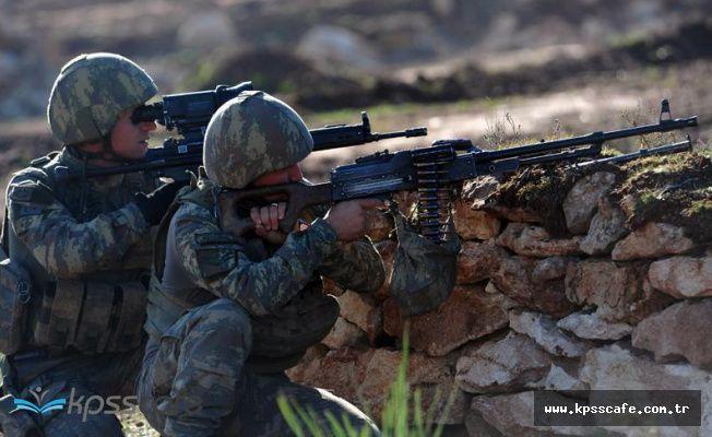 Iğdır'da Karakola Roketli Saldırı: 1 Askerimiz Yaralandı
