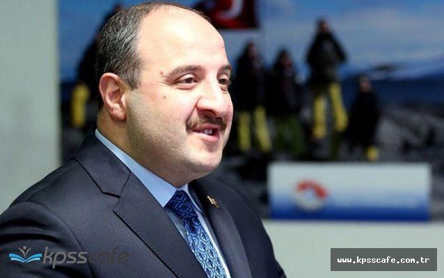 Bakan Mustafa Varank'tan Destek Müjdesi