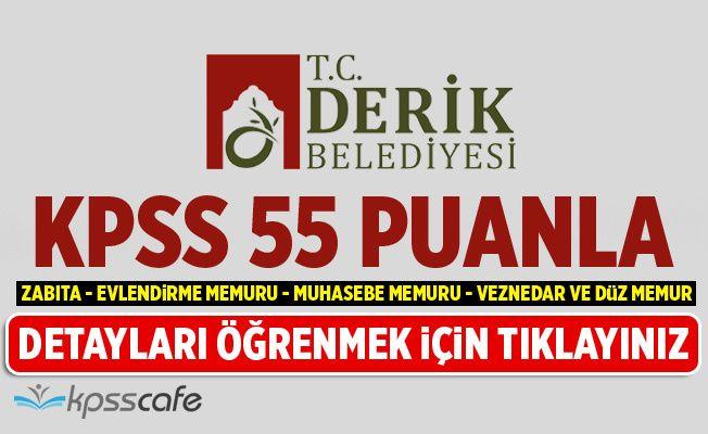 KPSS 55 Puanla Memur Alımı Yapılıyor! Başvuru Şartları Neler?