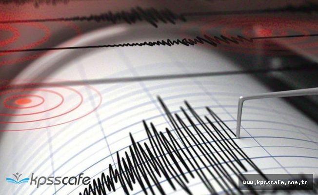 Korkutan 2 Deprem Meydana Geldi!