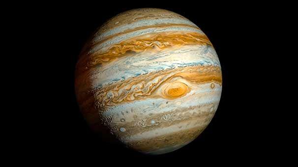 Jüpiter'in İnanılmaz Özellikleri