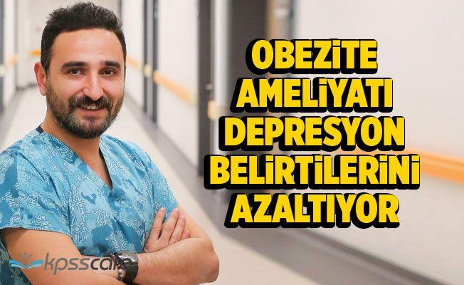 Obezite Ameliyatı Depresyonun Belirtilerini Azaltıyor