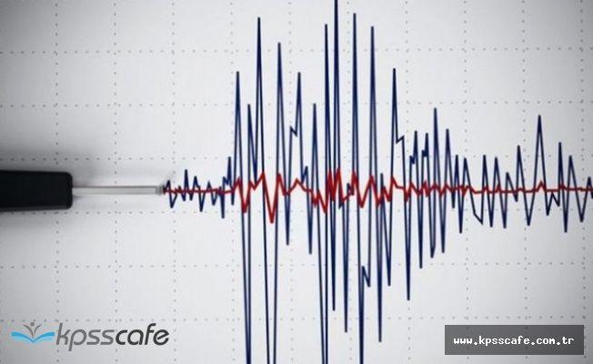 8 saat içinde 13 deprem