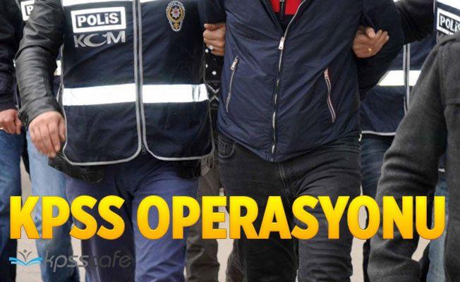 KPSS Operasyonu!