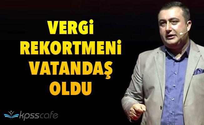 2018'in Vergi Rekortmeni Vatandaş Oldu!