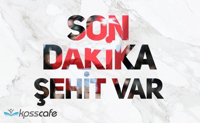 İzmir'den Acı Haber Geldi! Polis Memuru Şehit Oldu