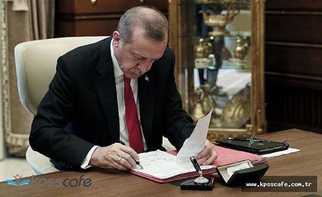 Erdoğan'dan AYM üyeliğine atama