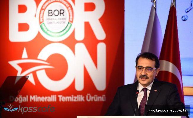 Türkiye'nin Temizlik Ürünü Markası BORON Piyasada!