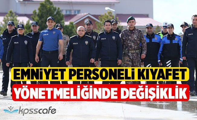 Bekçi ve Polis Kıyafetleri Yönetmeliğinde Değişiklik Yapıldı! Resmi Gazete'de Yayımlandı!