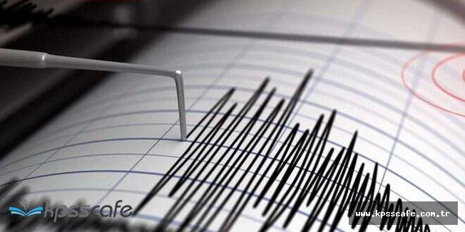 AFAD'dan Çankırı'daki depremle ilgili açıklama