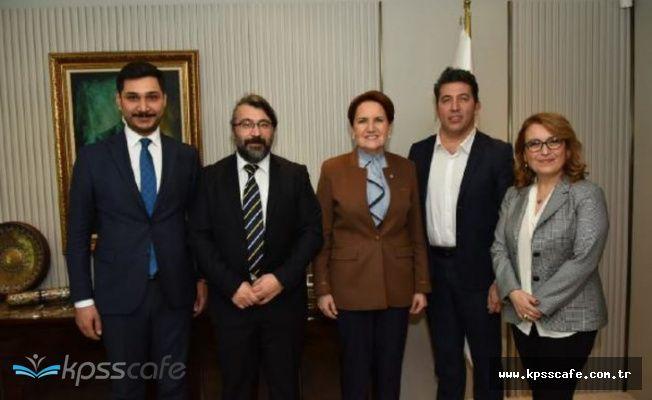 Ünlü oyuncu Emre Kınay İYİ Parti'den aday oldu! Ve resmen açıklandı