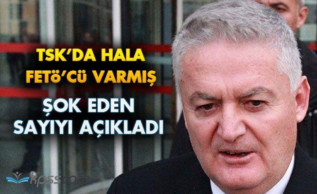 """Emekli Albay """"TSK İçinde Hala FETÖ'cü Var"""" dedi Sayısını Açıkladı!"""