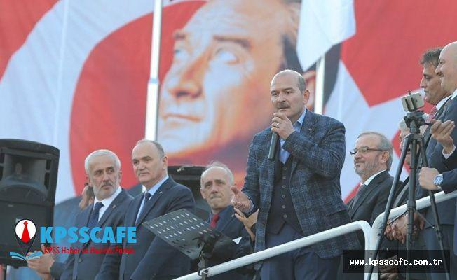 """Süleyman Soylu """"AK Parti Seçimi Kaybederse Açıklaması"""" Yaptı"""