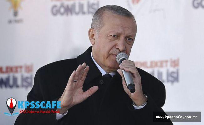 Erdoğan'dan Diyarbakır ve Mardin'den Müjde!