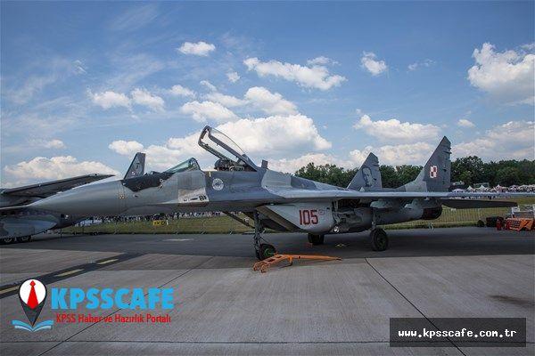 Hangi ülkede kaç savaş uçağı var?
