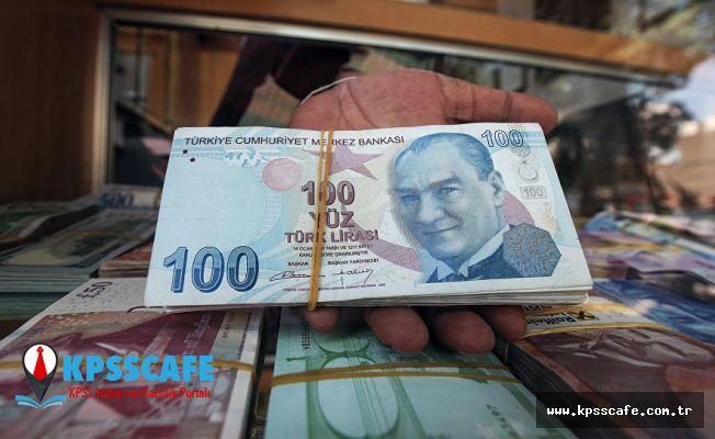 Türkiye'de Kaç Milyon Kişi Sefalet Ücreti Alıyor?