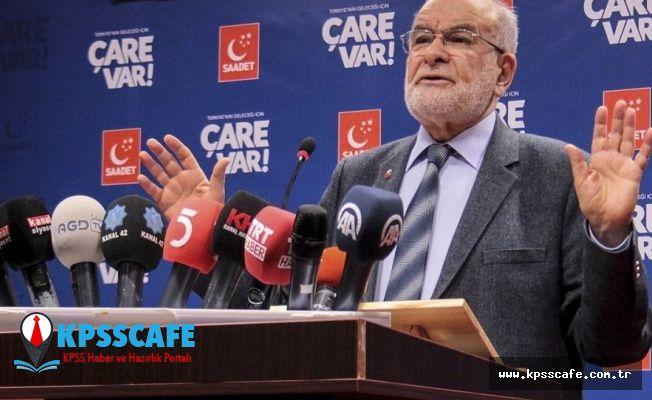 Karamollaoğlu'ndan 15 Temmuz Açıklaması