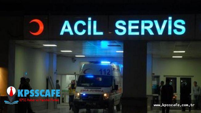 Polis Memuruna Hayatının Şokunu Yaşatan Olay!