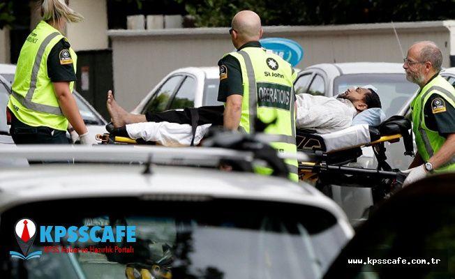 Camilere silahlı saldırı: Çok Sayıda Kişi Yaşamını Yitirdi